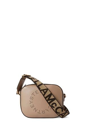 Stella McCartney Falabella Mini Shaggy Deer Camera Bag