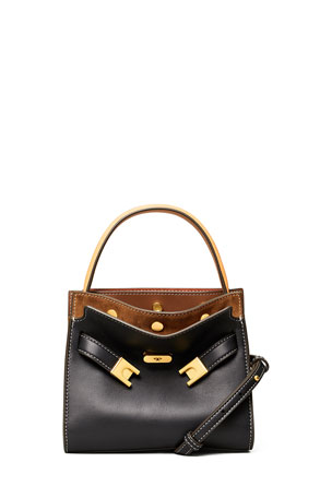 Tory Burch Lee Radziwill Petite Double Bag
