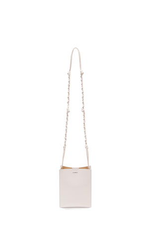 Jil Sander Tangle Small Shoulder Tote Bag
