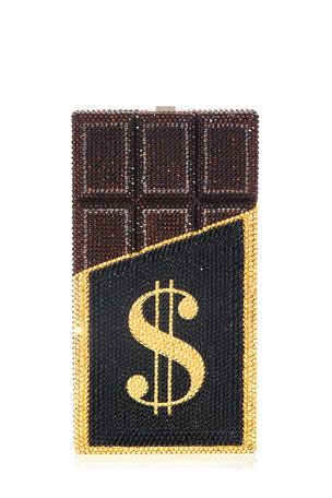 Judith Leiber Couture Rich And Delicious Candy Bar Clutch Bag