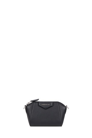 Givenchy Antigona Nano Zip Satchel Bag