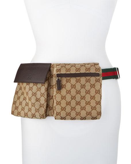 134a09792a12 Gucci GG Belt Bag | Neiman Marcus