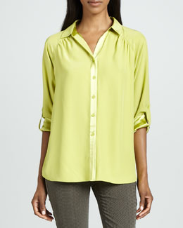 Studio 148 by Lafayette 148 New York Romina Blouse