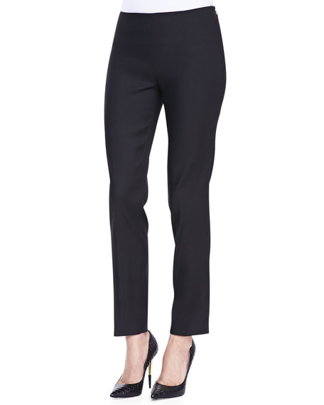Stanton Stretch-Linen Pants