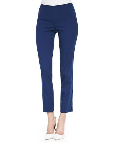 Studio 148 by Lafayette 148 New York Luna Cotton-Stretch Pants