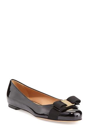 Ferragamo Women's Shoes at Neiman Marcus