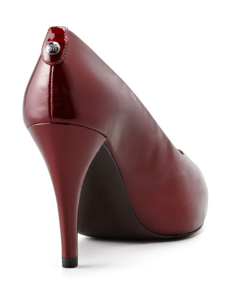 Sierra Patent Leather Pump