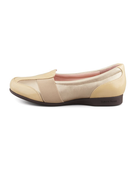Taurus Metallic Stretch Sport Loafer