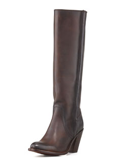 Frye 150th Anniversary Mustang Boot, Brown