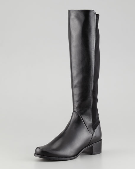 Grounded Stretch-Back Boot