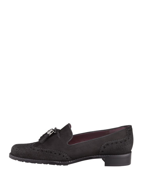 Guything Wingtip Tassel Loafer