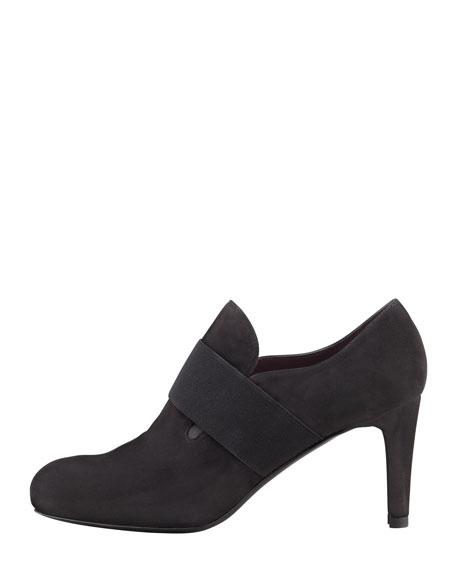 Maincourse Heeled Loafer, Black