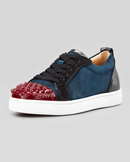 Louis Junior Spikes Low Top Sneaker