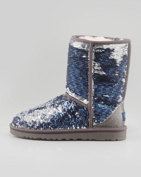 ugg australia glitter boots