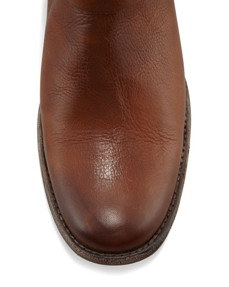 Philip Harness Extended Boot, Cognac
