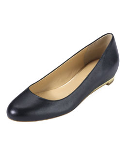 Cole Haan Astoria Ballerina Flat, Black