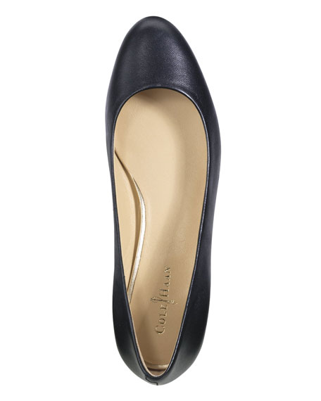Astoria Ballerina Flat, Black