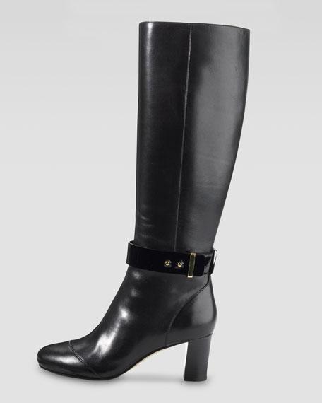 Miriam Tall Boot, Black