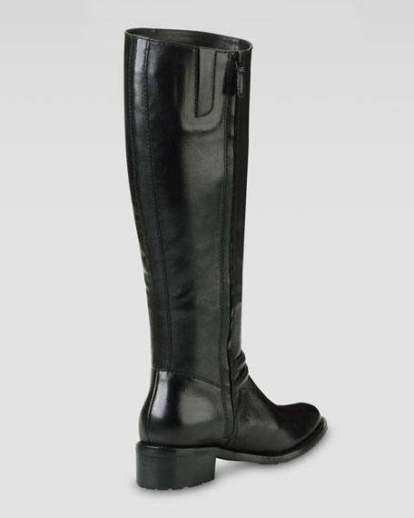 Dover Riding Boot, Black
