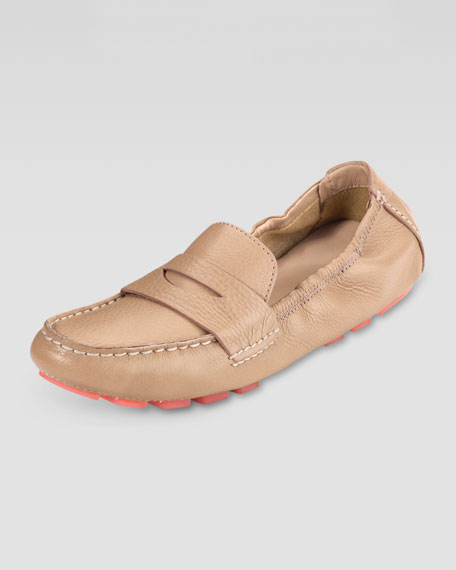 Sadie Deconstructed Loafer, Sandstone