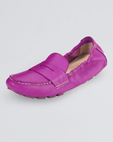 Sadie Deconstructed Driver Moccasin, Orchid