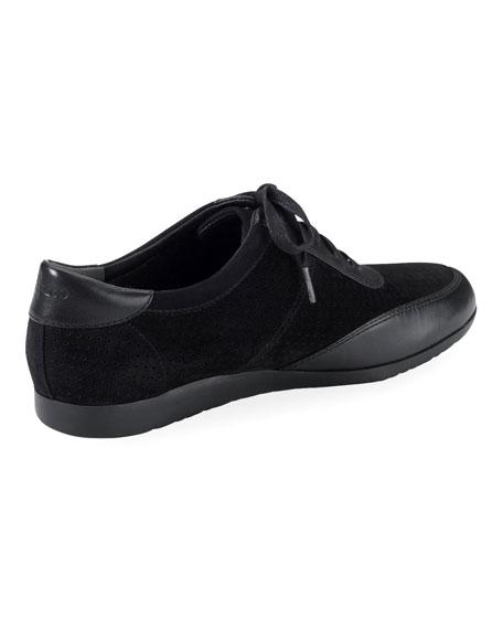 Gilmore Oxford Sneaker, Black