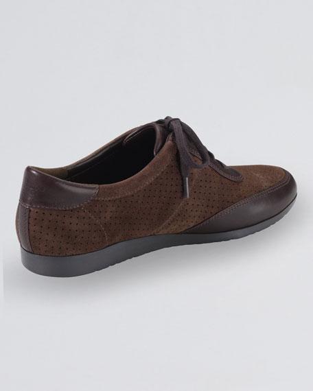 Gilmore Oxford Sneaker, Chestnut