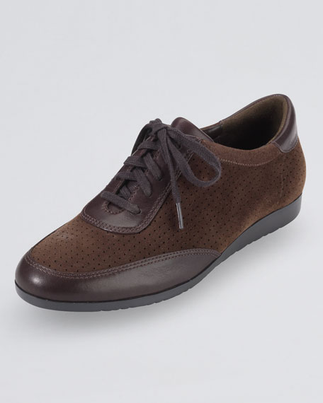 Cole Haan Gilmore Oxford Sneaker, Chestnut