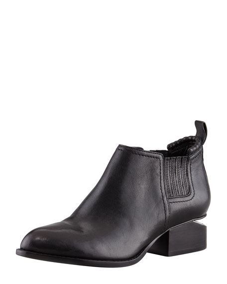 Kori Tumbled Leather Oxford