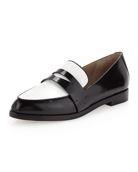 Tipton Two-Tone Loafer