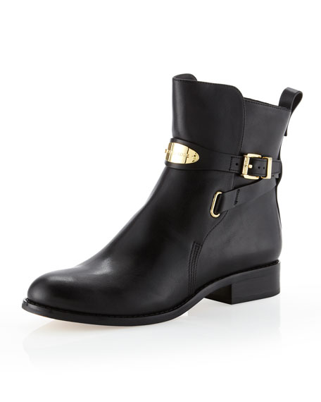 Arley Leather Ankle Boot