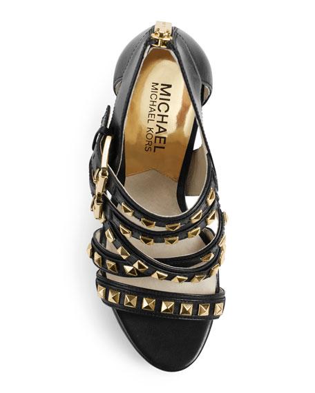Aria Studded Platform Sandal