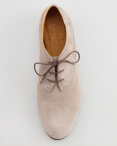 Irene Lace-Up Oxford, Gray