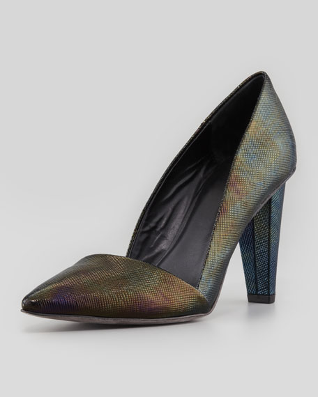Abel Holographic d'Orsay Pump