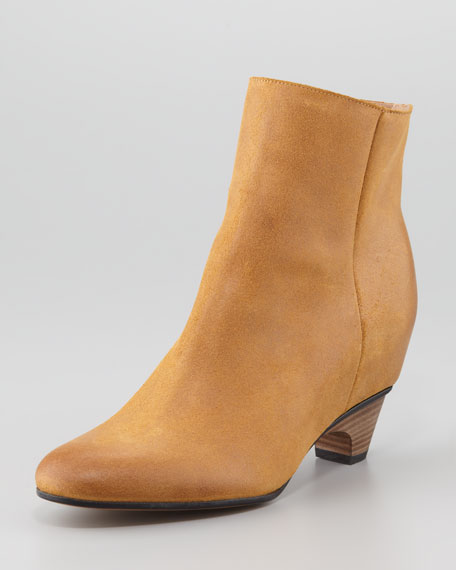 Internal Wedge Ankle Boot, Date