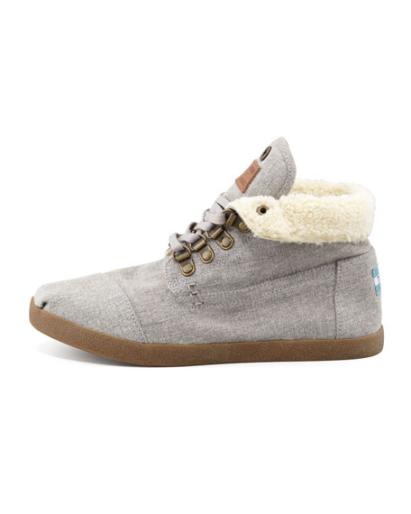 Fleece-Lined Bootie