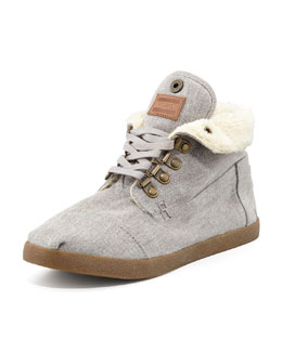 TOMS Fleece-Lined Bootie
