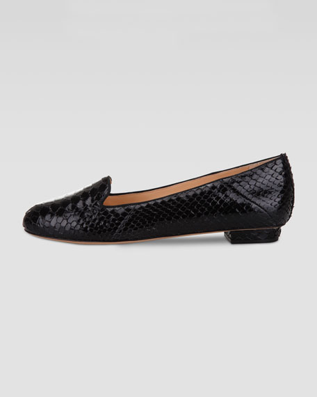 Python Smoking Loafer