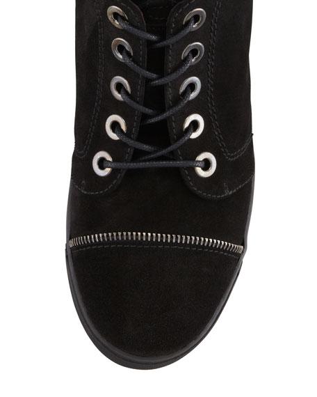 Zipit Zip-Trim High-Top Sneaker
