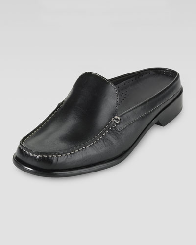 Cole Haan Ryann Leather Mule, Black