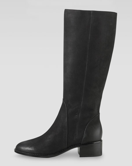 Cassie Knee Boot, Black