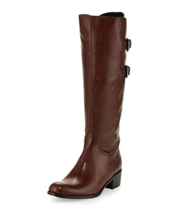 Sesto Meucci Bongo Leather Knee Boot, Tiziano