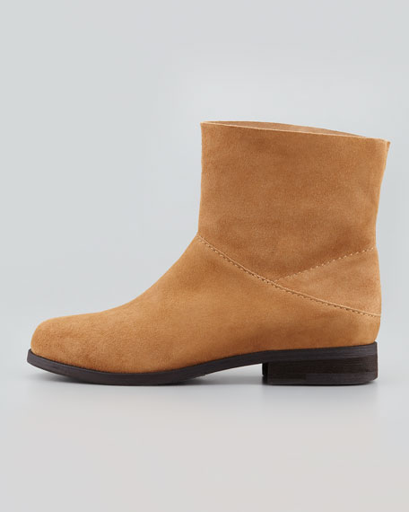 Jaunt Suede Ankle Boot, Dune