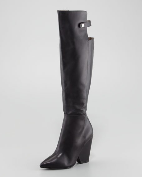 5th Avenue Extended-Front Knee Boot
