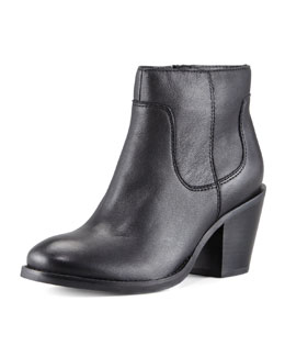 Seychelles Crazy for Your Leather Bootie