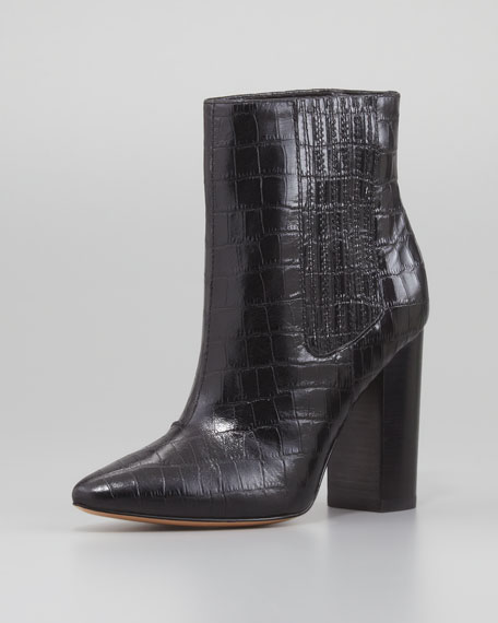 Lizette Pointy-Toe Ankle Boot