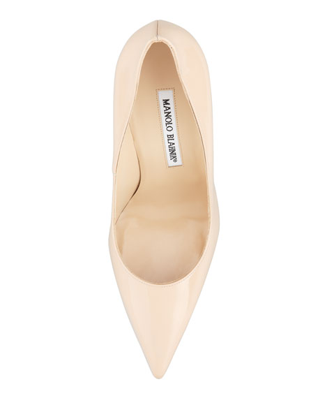 BB Patent 115mm Pump, Nude (Made to Order)