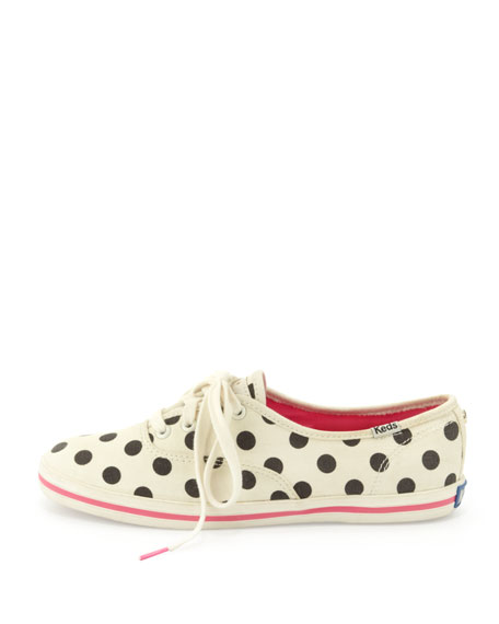 Keds Polka Dot Kick Sneaker