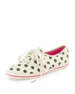 kate spade new york Keds Polka Dot Kick Sneaker