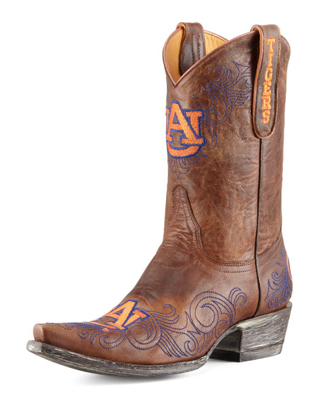Gameday Boot Company Auburn Short Gameday Boots